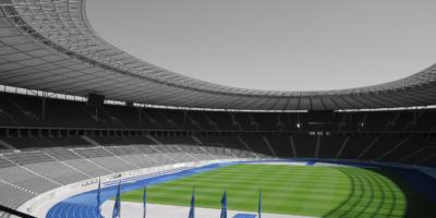 Weest Berlin Olympic Stadium