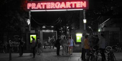 Berlin Craft Beer Prater Biergarten