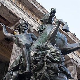 Berlin Experiences - Berlin Highlights - Altes Museum Facade