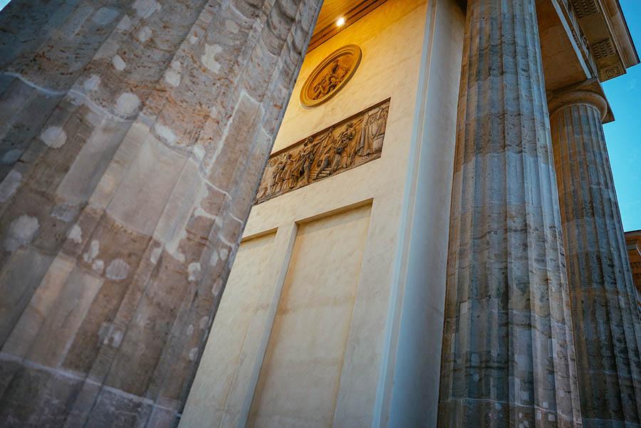 Walk Through The Brandenburg Gate - Central Reservation II