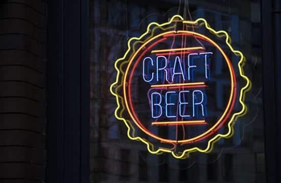 Berlin Experiences - Craft Beer & Breweries - Craft Beer Sign