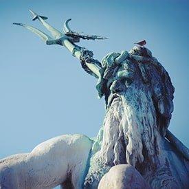 Berlin Experiences - History -Neptune Fountain