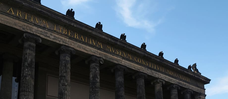 Berlin Experiences - Berlin Highlights Tour - Altes Museum