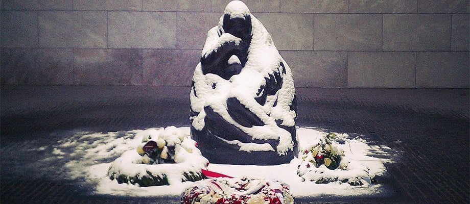 Berlin Experiences - Third Reich Tour - Kollwitz Memorial
