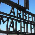 Sachsenhausen Tour Gate Arbeit Macht Frei
