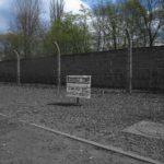 Sachsenhausen Tour Fence