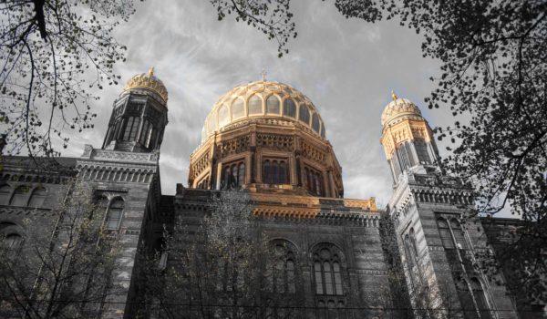 Jewish Heritage Tour Neu Synagogue