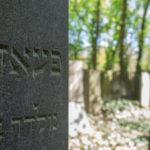 Jewish Heritage Tour Gravestone