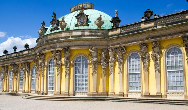 Potsdam Tour Cecilienhof