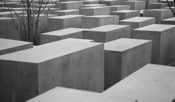 Third Reich Tour Memorial for the Murdered Jews of Europe