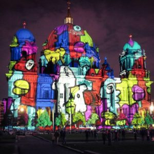 Festival of Lights at the Berliner Dom