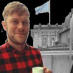 Matt Robinson Berlin Tour Guide
