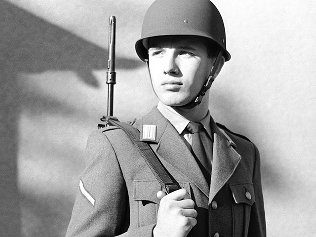 First Uniform of the Bundeswehr
