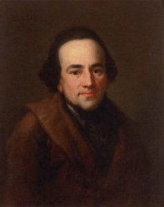 Philosopher & scholar, Moses Mendelssohn
