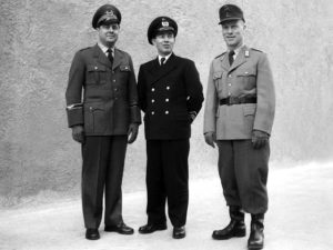 Uniforms of the Bundeswehr, 1955