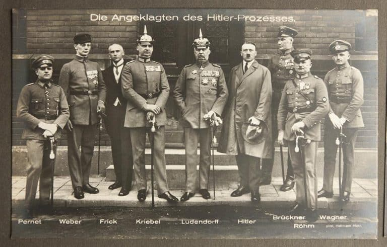 The Beer Hall Putsch Group