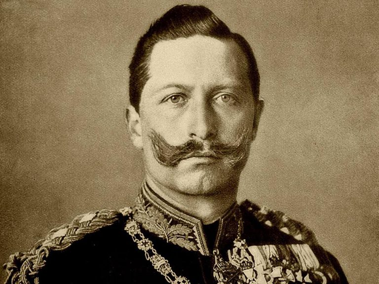 Wilhelm II - The German Emperor - Abdication 1918
