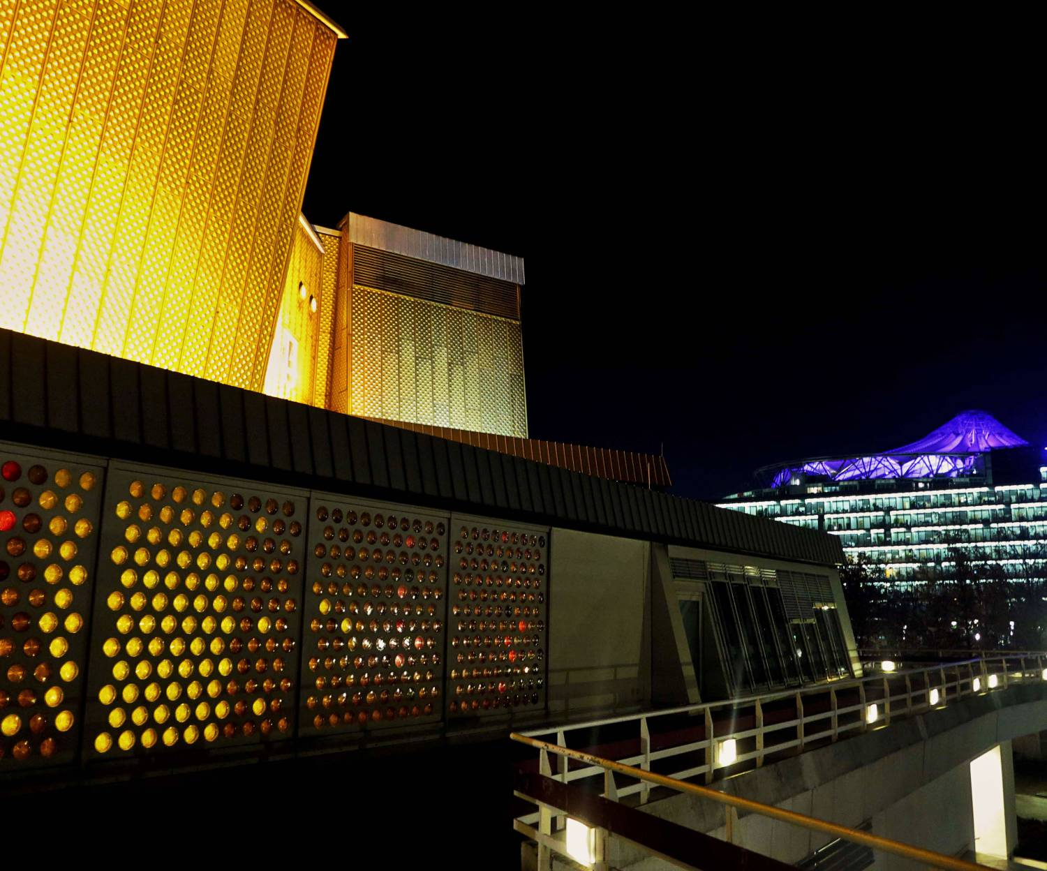 Berliner Philharmonie and Potsdamer Platz