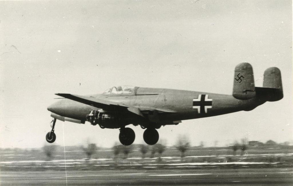 Luftwaffe Heinkel He-280