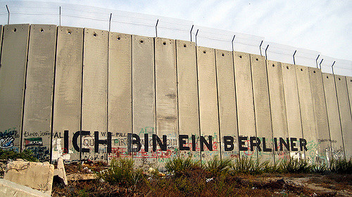 The Israeli West Bank Barrier