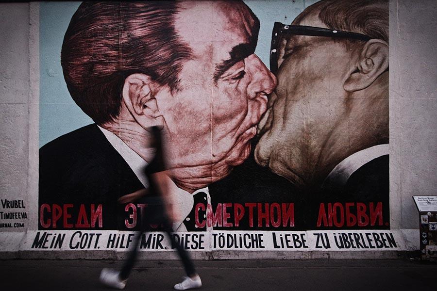 Berlin Wall - East Side Gallery | Berlin Experiences