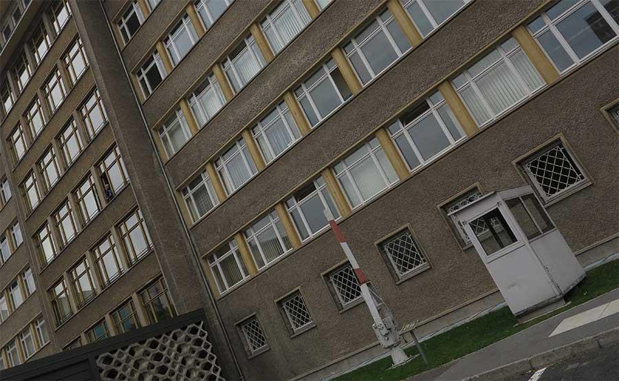 Stasi Museum Lichtenberg