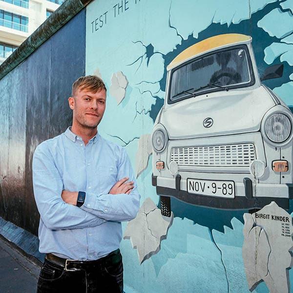 Berlin Private Guide - Matt Robinson