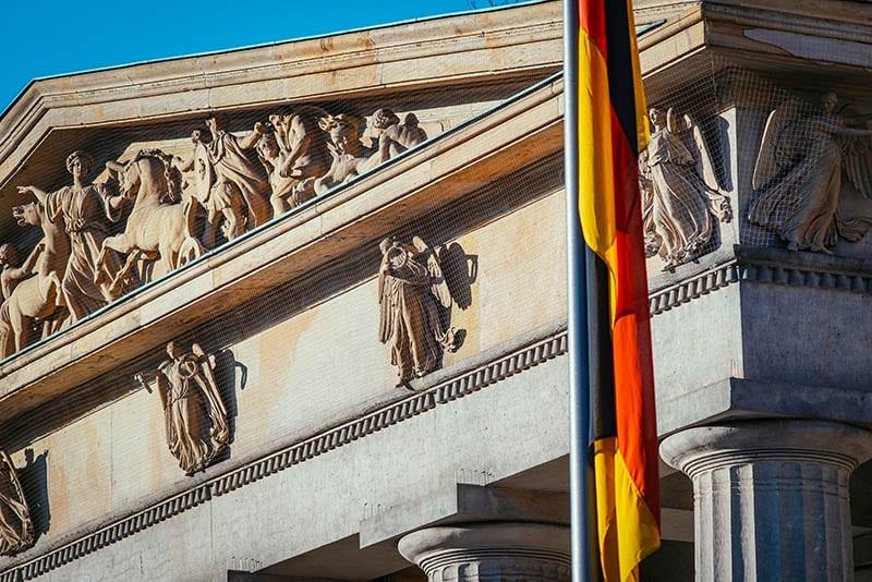 Berlin Private Tour Highlights - Neue Wache