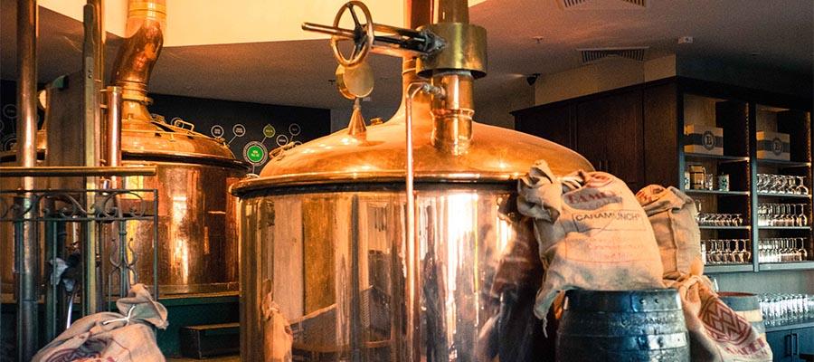 Berlin Experiences - Craft Beer & Breweries - Brewery Kettles