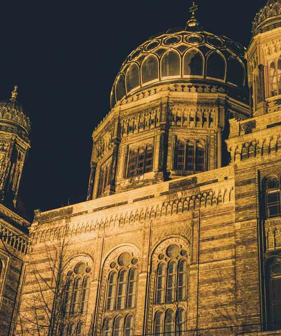 Berlin Experiences - Jewish Berlin Tour
