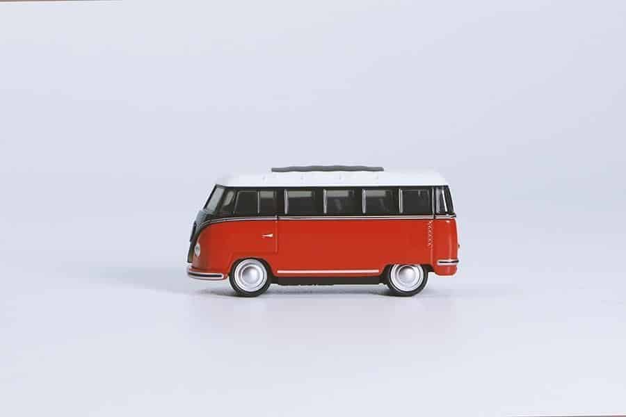 Berlin Wall Escapes - A Bus