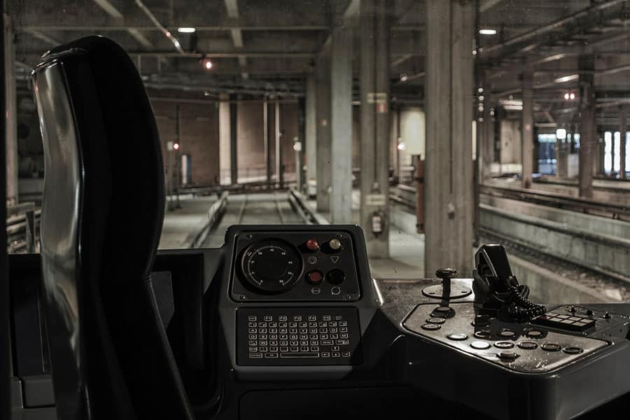 Berlin Wall Escapes - Using A Train