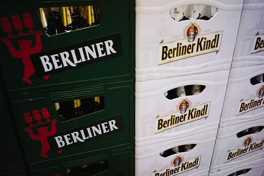 Berlin Experiences - Beyond Two Beers - Berliner Kindl