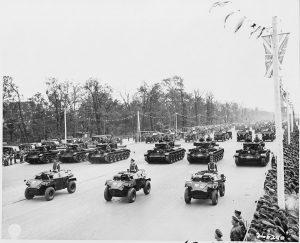 Berlin Experiences - The British Victory Parade In Berlin
