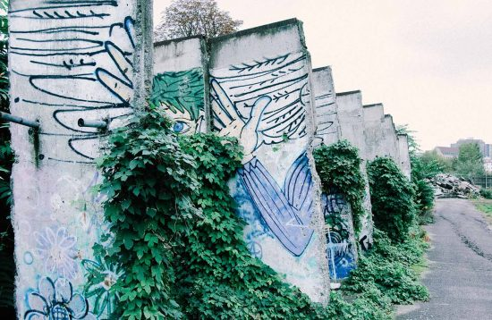 Berlin Experiences - Ride the Wall - Berlin Wall