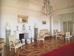 Interior of Potsdam Cecilienhof