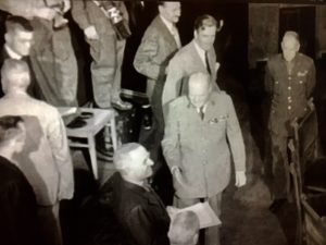 Eisenhower and Truman
