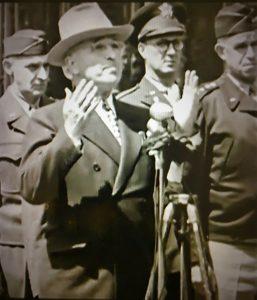 Harry Truman Speaking