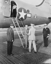 Ike and Truman