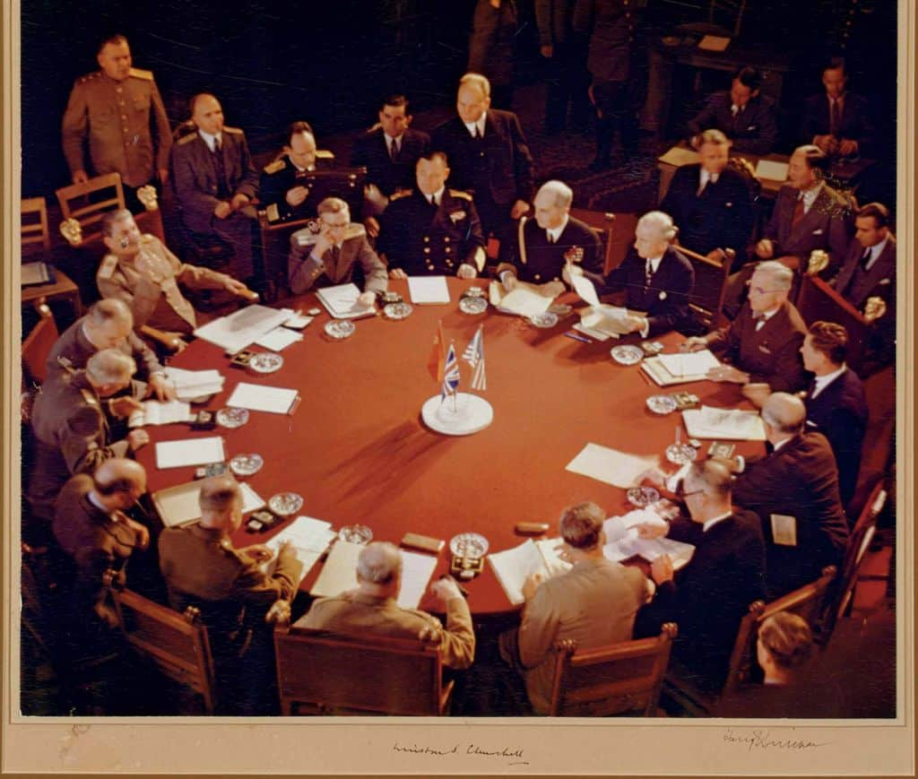 Potsdam Conference Room