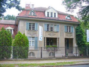 Stalin's Villa for the Potsdam Conference