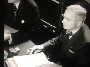 Harry Truman at the Potsdam Conference