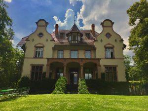 Truman's Villa in Potsdam