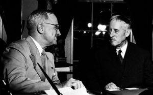 Truman and Stimson