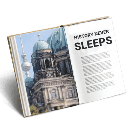 Berlin Experiences - Book Landing Page