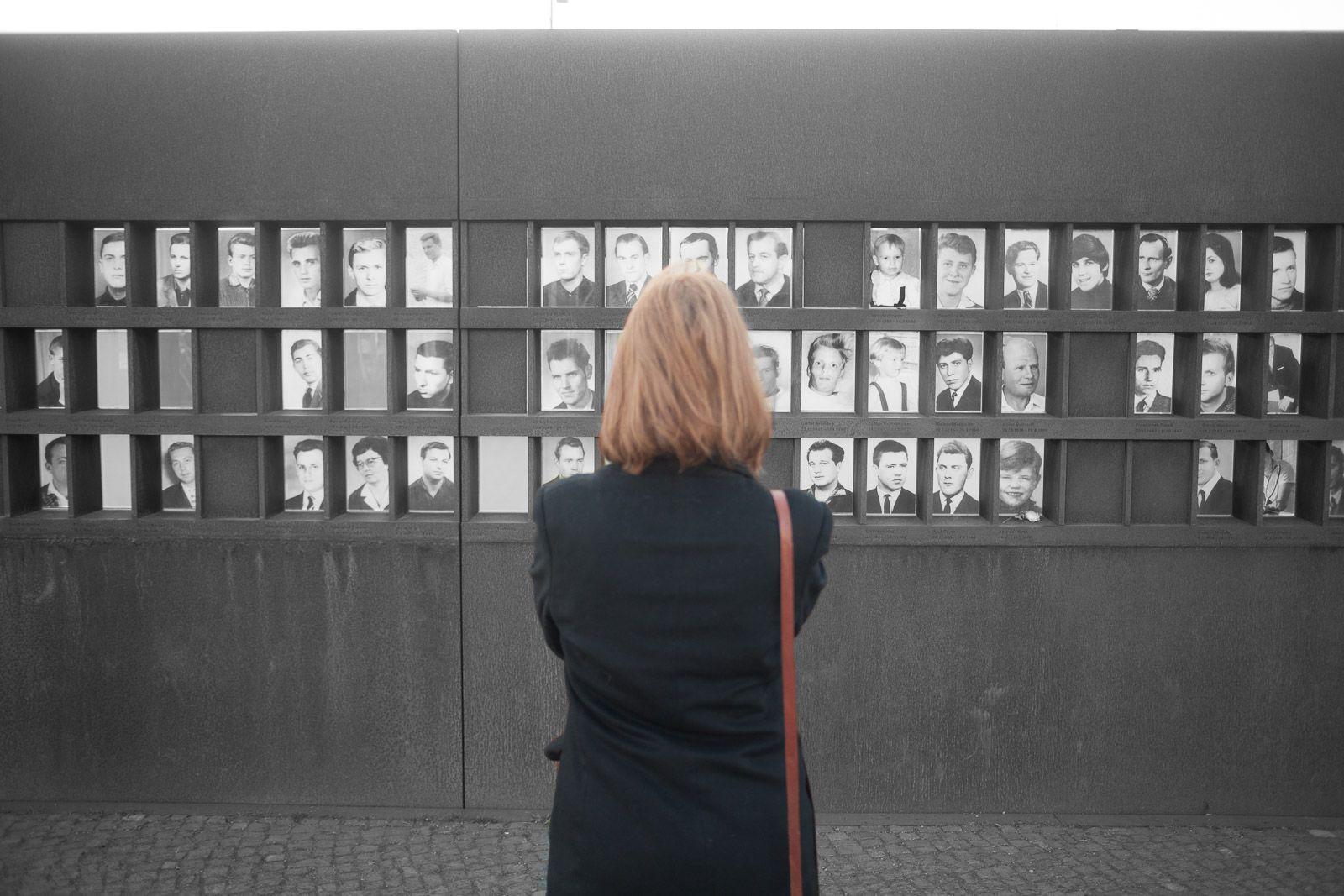Cold War Tour Of Berlin - Bernauer Strasse Berlin Wall Memorial