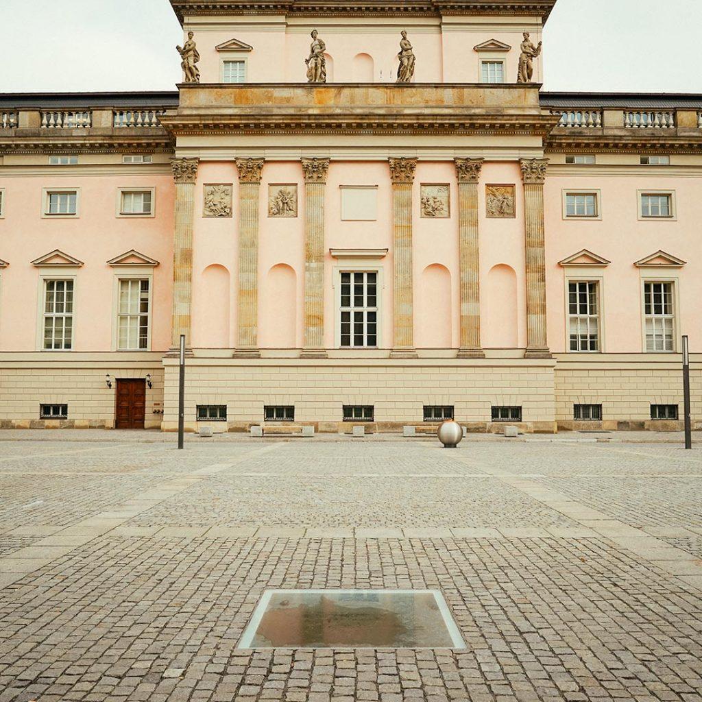 The State Opera On Bebelplatz in Berlin