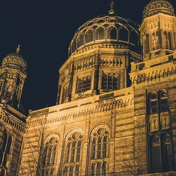 Jewish Berlin Tour - New Synagogue