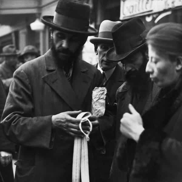 Jewish Heritage Tour Of Berlin - Jewish Quarter Streetscene