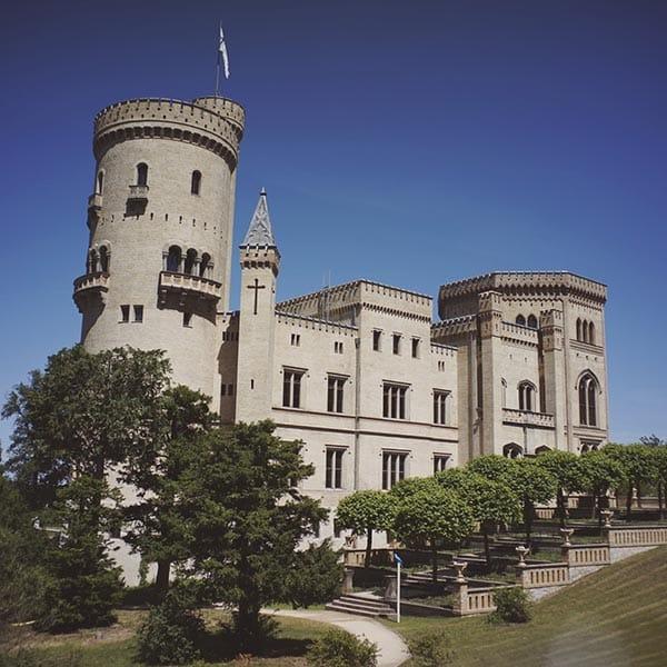 Berlin Private Tours - Potsdam Tours - Babelsberg Palace